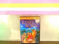 The King Is Born  on DVD New Sealed