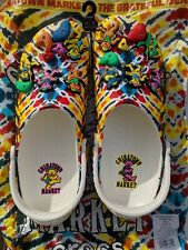 Chinatown Market x Grateful Dead Crocs Classic Clog Mens Size 12 New Ships Today