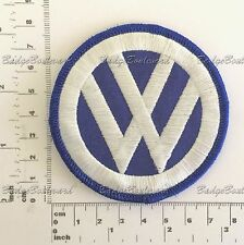 VW Volkswagen Round Badge Embroidered Cloth Patch