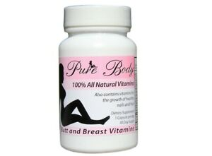 PureBody Vitamins - America's #1 Butt and Breast Growth Enhancement Pills