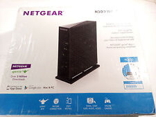Netgear WNR2000 Wireless N300 Wifi Cable 300 Mbps Router WNR2000-200UKS 802.11n
