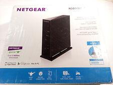Netgear WNR2000 Wireless 802.11n N300 Wifi Cable 300 Mbps Router WNR2000-200UKS