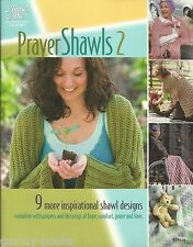 Prayer Shawls #2 Crochet Instruction Pattern Book Annie's Attic 879524