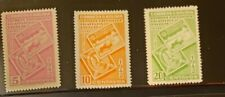Bolivia Aircraft & Aviation Stamps Lot of 4 - MNH  - See Detail for List
