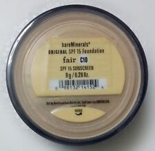 Bare Escentuals: Bare Minerals Original Foundation  FAIR (C10) XL 8g Free Ship