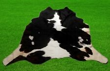 """100% New Cowhide Rugs Area Cow Skin Leather (44"""" x 44"""") Cow hide CC-269"""