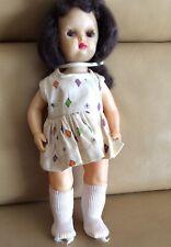 Vintage 10� Tiny Terri Lee In Original Tagged Dress