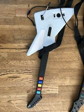 Guitar Hero Red Octane X-Polrer Gibson Pure Wired Controller - Xbox 360 / PC - W