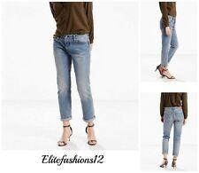 Levi's Womens 501CT Boyfriend Jeans,Size 30 x 32, Island Azure Style # 178040068