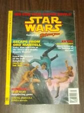 STAR WARS #8 BRITISH MONTHLY MAGAZINE MAY 1993