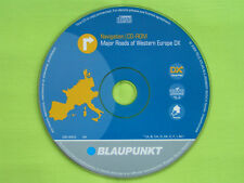 CD NAVIGATION DX WEST EUROPA 2007 VW MFD T5 MERCEDES COMAND AUDI SKODA FORD SEAT