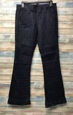 True Religion Jeans 27 x 34 Women's Trouser Flare leg Low Rise. (E-56)