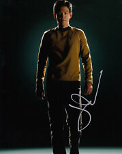 John Cho authentic signed Star Trek 10x8 photo AFTAL & UACC In person [15199]