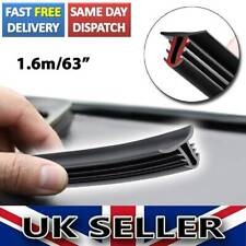 1.6m Windscreen Push Rubber Gap Noise Insulation Universal Dashboard Seal Strip