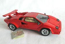 New ListingNrfb Franklin Mint 1:24 1985 Lamborghini Countach 5000 Red Die-Cast B11Nk22