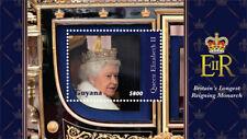 Guyana - 2015 - Queen Elizabeth II - Souvenir Sheet - MNH
