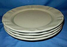 """Set of 2 only Varages France Luberon Celadon Sage Green 11"""" Dinner Plates"""