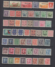 CHINA, very nice collection, old unused stamps