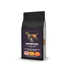 65% Meat SuperFood for Adult - Salmon 12KG