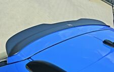 Dachspoiler Ansatz Schwarz Heckspoiler für Audi RS6 4B S6 A6 Spoiler Dach Kanten