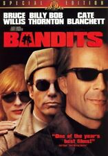 BANDITS Bruce Willis Cate Blanchett Sp.Ed.NEW DVD FREE POST mmoetwil@hotmail.com