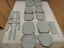 Leather Seat Covers Alea Interior Fits Mazda 5 Wagon 2012 2013 2014 Grey I8