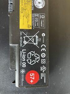GENUINE For LENOVO THINKPAD T440P T540P W540 57++ BATTERY 45N1152 45N1153 0C5286