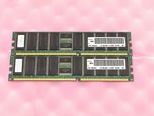 IBM 512MB PC2100 DDR-266MHz ECC 09N4307