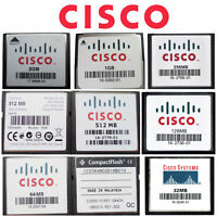 32/64/128/256/512MB 1GB 2GB CISCO CF Compact Flash CF Memory Card for Industrial