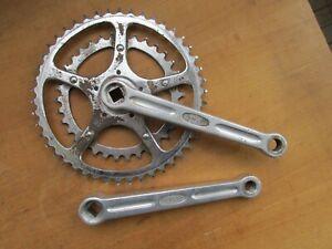 STRONGLIGHT 49D PEDALIER VELO RANDONNEUR CYCLO BICYCLE CRANKSET 170 34 46