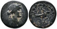 Koc Greek Coins.CARIA. Alabanda. Ae 18mm. 6,32g. 2nd-1st centuries BC. Very Rare