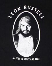 Leon Russell Master Of Space and Time Black Men All size Tee Shirt F631