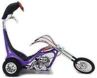 Plastic Model Kit-Tom Daniel King Chopper II