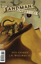 Sandman Overture #3 (NM)`14 Gaiman/ Williams III (Cover B)