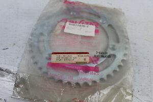 SUNSTAR REAR STEEL SPROCKET 43T GRAY FOR HUSQVARNA CR125 #93-1443