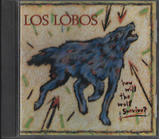 1 CENT CD How Will the Wolf Survive? - Los Lobos