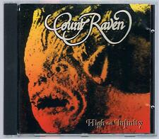 COUNT RAVEN HIGH ON INFINITY  CD F.C.