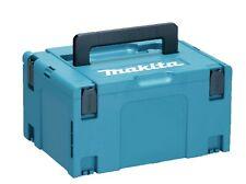 MAKITA MAKPAC Gr. 3 Leerkoffer 821551-8 Koffer Werkzeugkoffer Transportkoffer