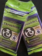 2019-20 Chronicles Soccer Sealed Cello Lot (4) Each Contains 15 Cards Greenwood?