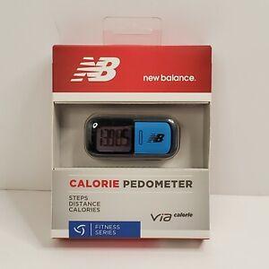 New Balance Calorie Pedometer Fitness Series Step, Distance & Calories # 50122NB