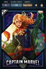 Topps Marvel Collect! A-Force 1st Printing COMPLETE SET + AWARD | DIGITAL