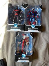 mcfarlane toys dc multiverse lot