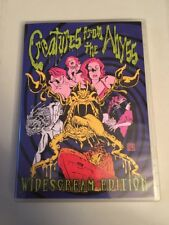 Creatures from the Abyss - Shriek Show DVD Region 1 - Horror / Creatures / Fun