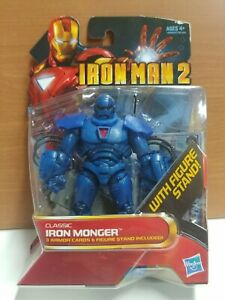 IRON MAN 2 35 IRON MONGER COMIC SERIES MARVEL UNIVERSE MCU ARMOR CARDS