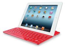 Logitech Ultrathin Keyboard Cover für iPad 2 iPad 3 iPad 4 ROT DE-920-004918 NEU