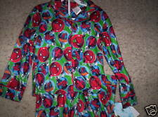 Spiderman Spider Sense Pajamas Sleepwear Shirt Size 8