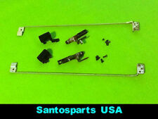 HP  Pavilion DV2000 DV2500 DV2700 DV2900 L&R Hinge & Cover Brackets Screws