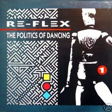 RE-FLEX The Politics Of Dancing FR Press LP