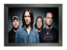 Alter Bridge 18 American Rock Metal Band Poster Myles Kennedy Music Star Photo