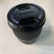 Nikon Sigma 24mm F1.8 Ex Dg Asp Macro Lens